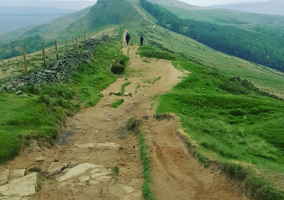 Mam Tor i Lose Hill