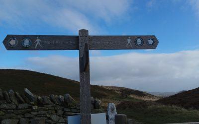Moel Famau – Snowdonia